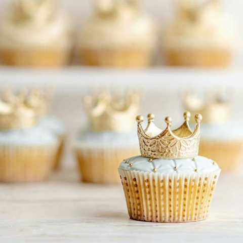 Cupcakes & Toppers