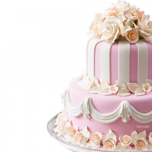 Σετ Κουπ πατ Τριαντάφυλλο Blossom Rose Cutters N.Y. Cake