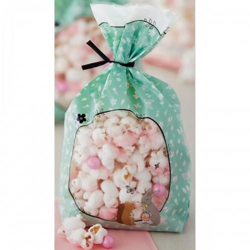 Πασχαλινά Σακουλάκια Γλυκών και Μπισκότων (20pcs)