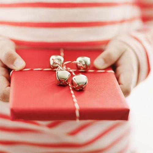 Jingle Bells Silver - Ασημί Κουδουνάκια Διακόσμησης (10pcs)