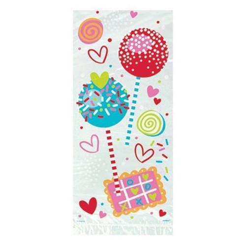 Διάφανα Σακουλάκια Τροφίμων Sweet Candy(20pcs)