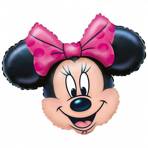 Μεταλλικό Μπαλόνι Supershape Minnie Anagram