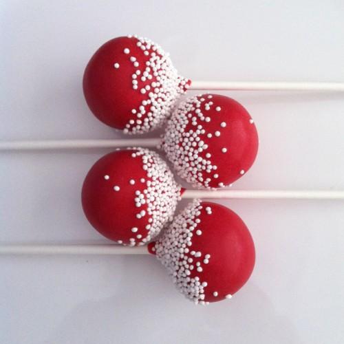 Κόκκινα Buttons Σοκολάτας-Candy Melts PME