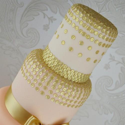 Cake Lace - Καλούπι Σιλικόνης - 'Πούλιες' (38x26cm)