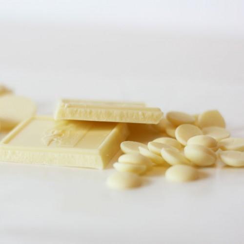 Λευκή Βανίλια-Buttons Σοκολάτας-Candy Melts PME