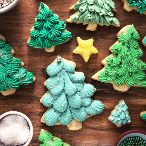 Κουπ πατ Χριστουγεννιάτικο Δέντρο