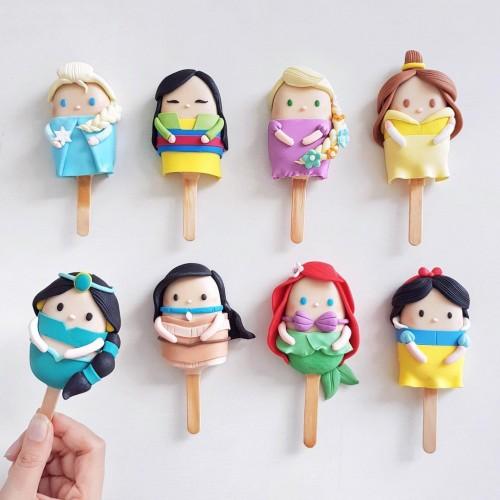 Ξύλινα Καλαμάκια Sticks Για Cake Pops