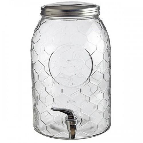 Γυάλα Με Βρυσάκι Glass Dispenser (6L)