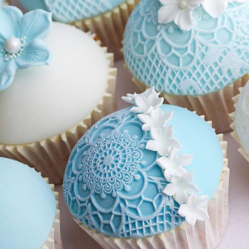 Καλούπια Αποτυπώματος Για Cupcakes