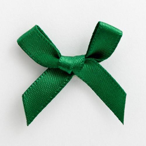 Κορδέλα Πράσινο Των Χριστουγέννων σατέν διπλής όψης (3,5mm)