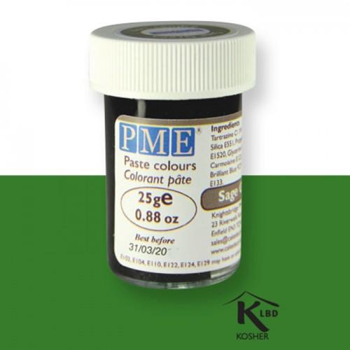 Χρώμα Πάστας Πράσινο του Δάσους PME