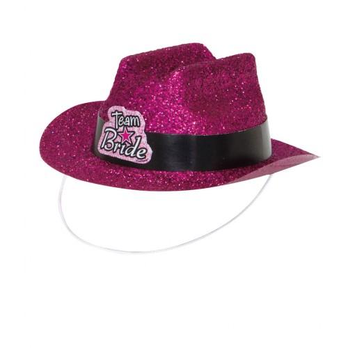 Mini Cowboy Καπέλο Team Bride-Bachelorette Party-Unique