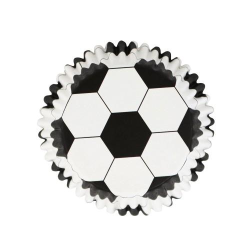 Μπάλα Ποδοσφαίρου Καραμελόχαρτα Αλουμινίου PME 30pcs
