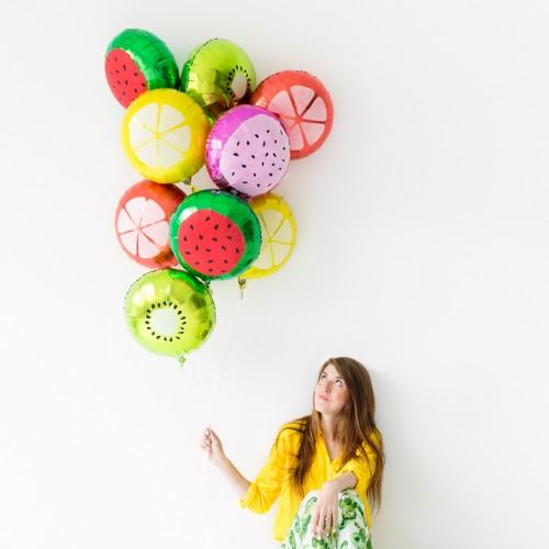 Μπαλόνι Foil Καρπούζι