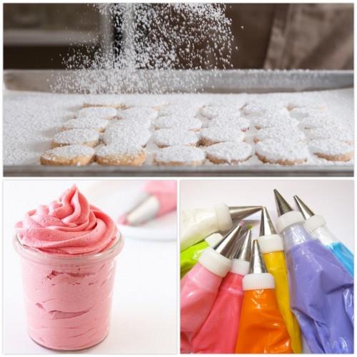 Extra Fine Ζάχαρη Άχνη Για Γλάσο Και Βουτυρόκρεμα-Sugarlicious 1Kg