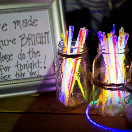 Φωτεινά Βραχιόλια-Party Glow Bracelets-10 pcs-Unique