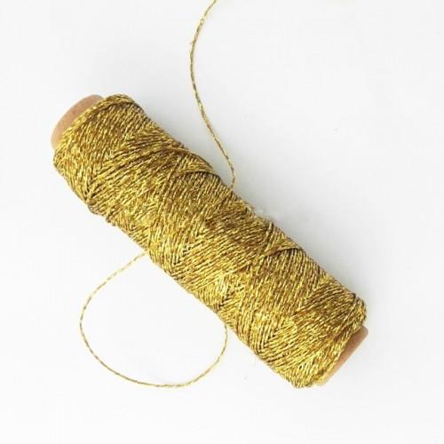abcJoy σπάγγος χρυσός (100m)