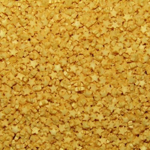 Κας Κας Χρυσά Αστέρια Για Τούρτες και Cupcakes (65gr)