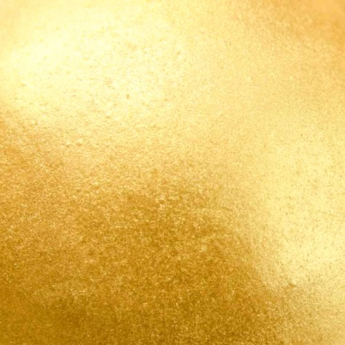 Περλέ Σκόνη-Μεταλλικό Χρυσό του Θησαυρού RainbowDust