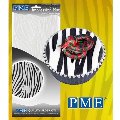 Καλούπι Αποτύπωσης της PME Εφέ Ζέβρα Animal Print