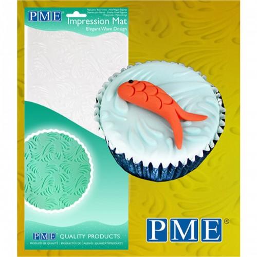Καλούπι Αποτύπωσης της PME Εφέ Κύμα - Θάλασσα