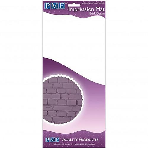 Καλούπι Αποτύπωσης της PME Εφέ Τουβλότοιχος