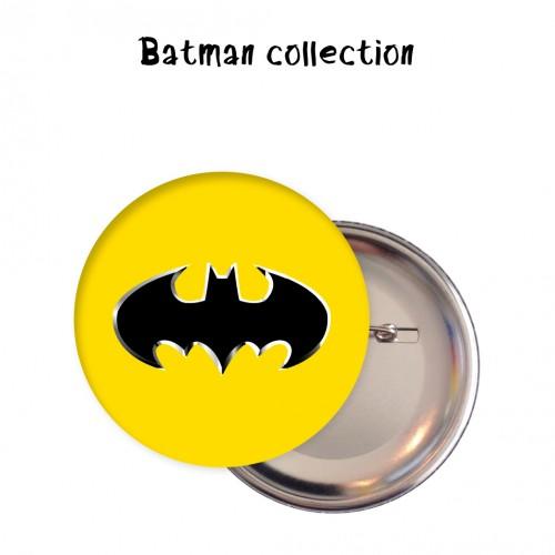Κονκάρδες Batman Collection Party Pins Για Δώρα Και Party Favors