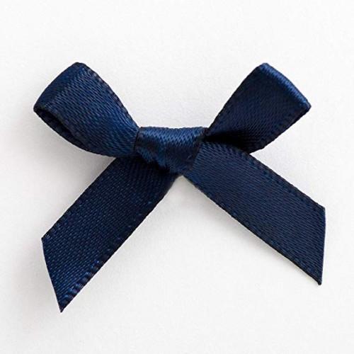 Κορδέλα Ναυτικό Μπλε σατέν διπλής όψης (3mm)