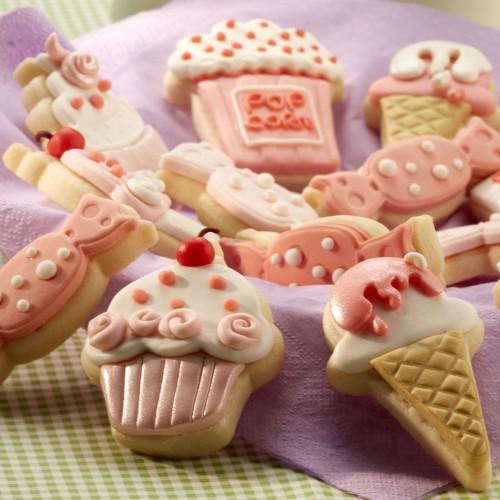 Σετ Κουπ Πατ Με Έμβολο Πάρτυ Candy Bar - Party Pavoni