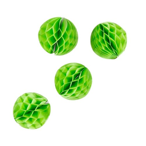 abcJoy πράσινη Honeycomb ball - 8''