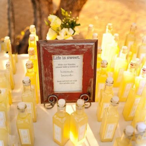 Γυάλινα Μπουκαλάκια με Φελλό-Wedding Favors-60ml