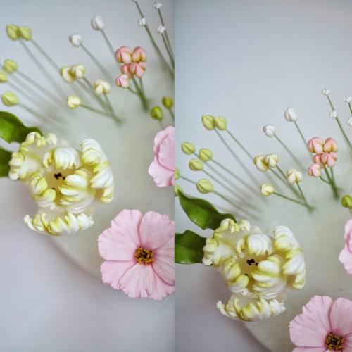 Σύρματα για λουλούδια PME Πράσινο Νο.22 (Pack-50)