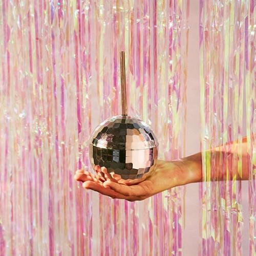 Μεταλλικές Κουρτίνες Διακόσμησης - Φόντο Για Candy Bars & Φωτογραφίσεις
