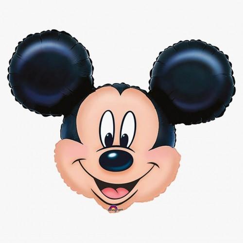 Μεταλλικό Μπαλόνι Supershape Mickey Anagram