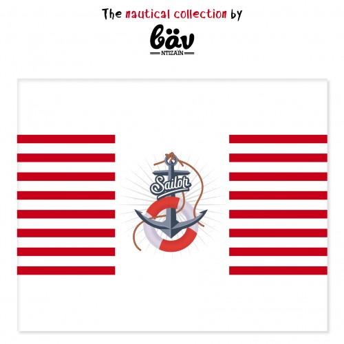 Αυτοκόλλητα Για Συσκευασίες Ναυτικό Θέμα Άγκυρα - The Nautical Collection
