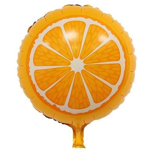 Μπαλόνι Foil Πορτοκάλι