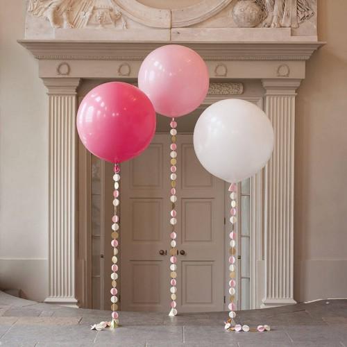 Giant Balloon Ολοστρόγγυλο-Επιλέξτε Χρώμα (80cm)