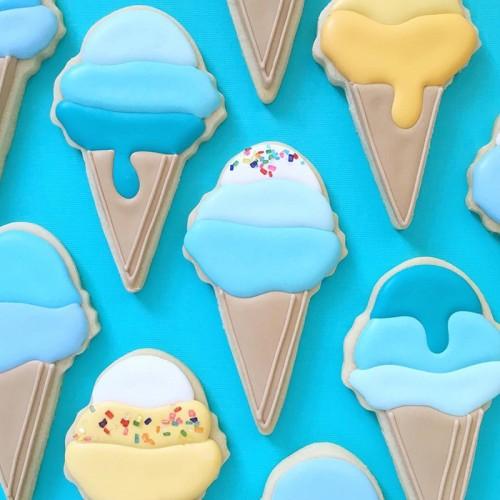 "Cookie Cutter ""Χωνάκι Παγωτό"""