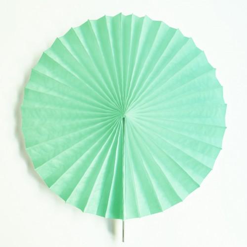 abcJoy μέντα Paper Fan