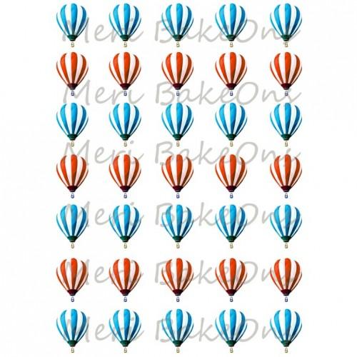 Βρώσιμο Φύλλο Για Mαρεγκάκια Αερόστατα Meri BakeOns