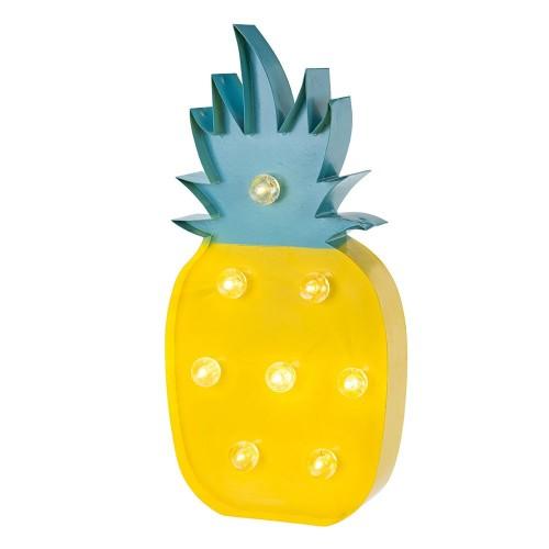 Φωτιστικό Ανανάς-Light Sign Pineapple-Talking Tables