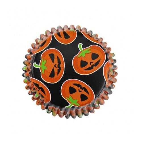 Κολοκύθες Halloween Καραμελόχαρτα Αλουμινίου PME 30pcs