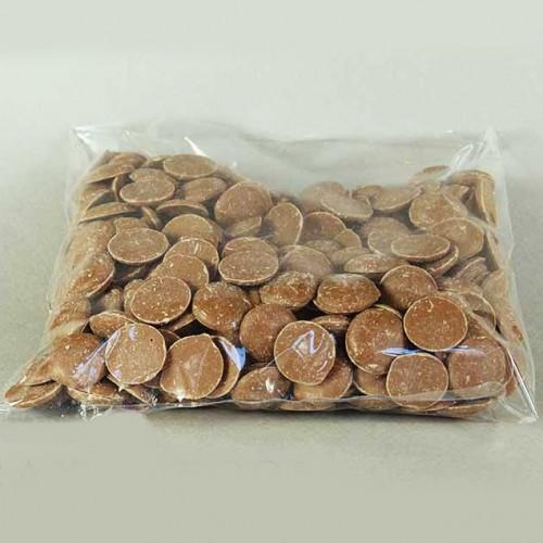 Σοκολάτα Γάλακτος Απομίμηση - ICAM Σταγόνες 500gr Candy Melts