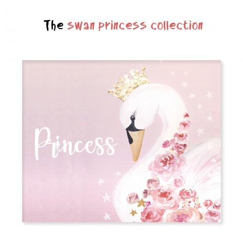 Αυτοκόλλητα Κύκνος Για Συσκευασίες - The Swan Princess Collection
