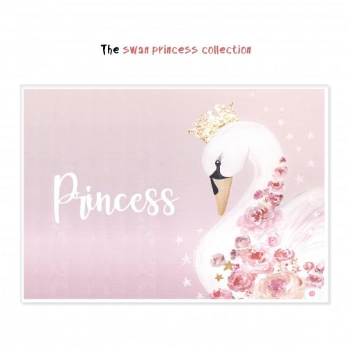 Χάρτινα Σουπλά Κύκνος The Swan Princess Collection (12pcs)