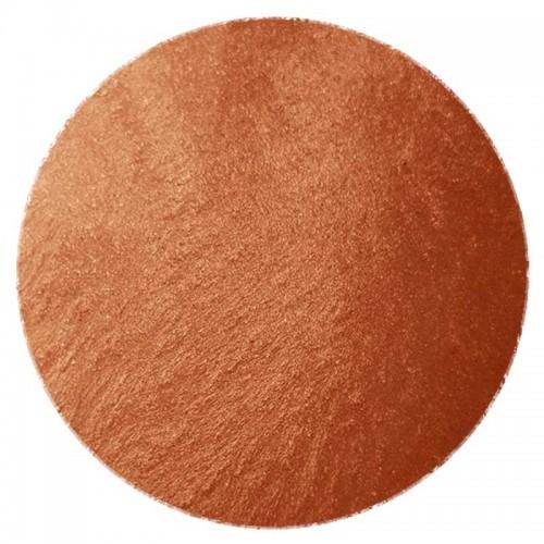 Ροζ Χρυσή-Χάλκινη Βρώσιμη Σκόνη Coloricious 50gr