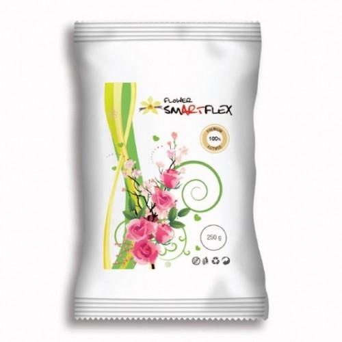 Λευκή Πάστα Λουλουδιών Smartflex Βανίλια 250gr
