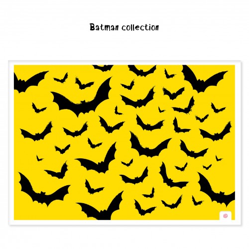 Χάρτινα Σουπλά Batman 12pcs