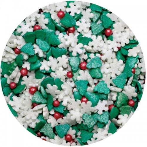 Sprinklicious Χριστουγεννιάτικο Sprinkle Mix 150gr