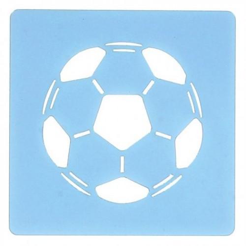 Football Stencil-Στένσιλ Μπισκότου Μπάλα Ποδοσφαίρου-Squires Kitchen